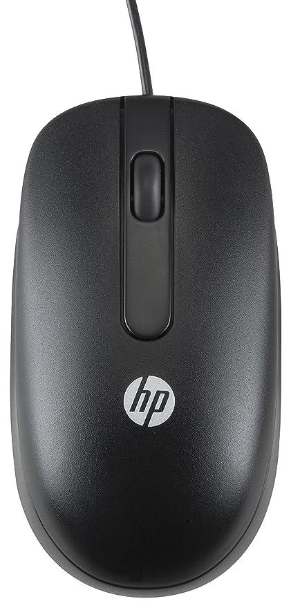 HP USB 1000dpi Laser Mouse - Laser - Cable - USB - 1000 dpi - Scroll Wheel  - Symmetrical