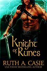Knight of Runes: a Druid Knight Story Kindle Edition