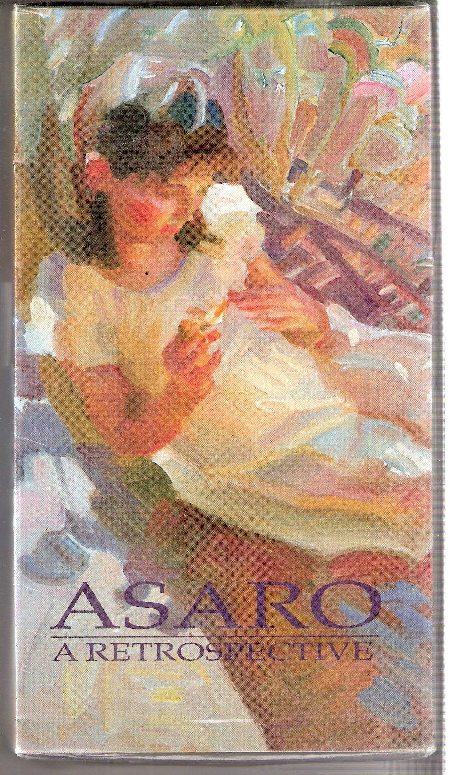 Asaro: A Restrospective [VHS] by
