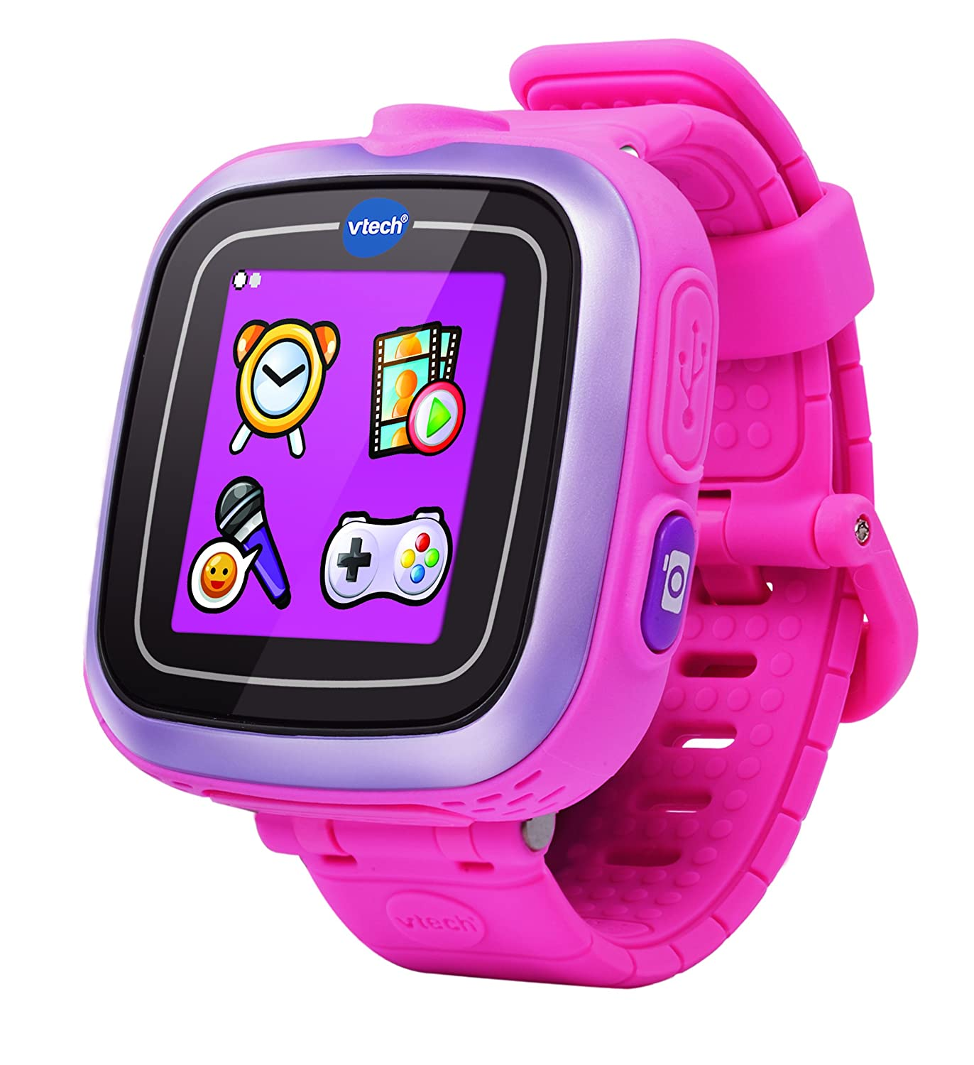 Kidizoom Vtech Smart Watch Plus - Rose (Langue Anglaise) [Import Royaume-Uni]: Amazon.fr: Jeux et Jouets