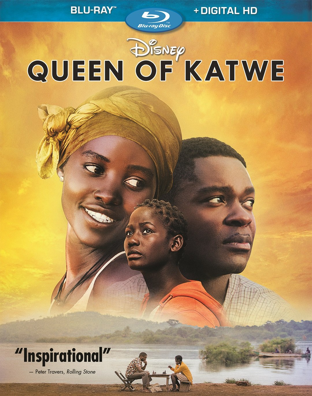 Blu-ray : Queen Of Katwe (Dubbed, , Dolby, AC-3, Digital Theater System)