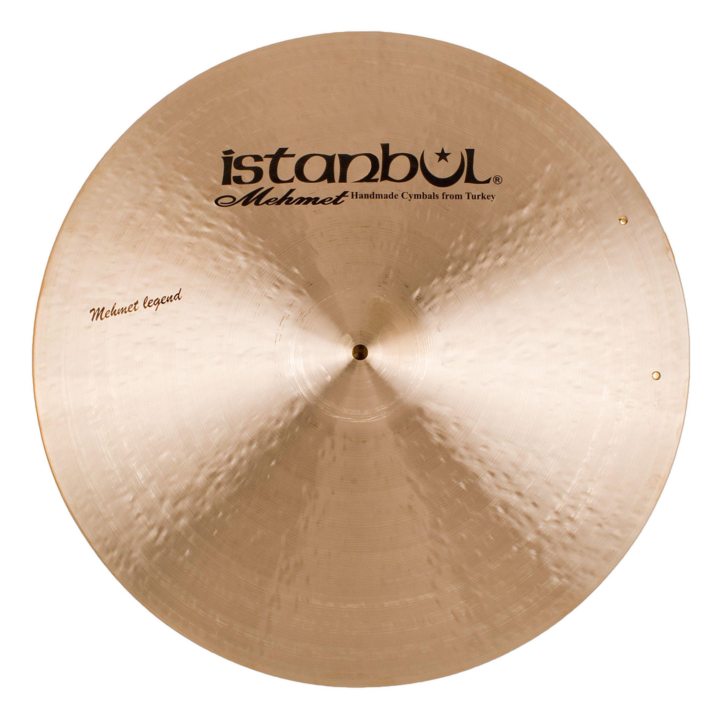 Istanbul Mehmet Cymbals Jazz Series ML-R20 Mehmet Legend Ride 20-Inch Cymbal