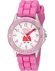 Peppa Pig Kids' PPG9000 Analog Display Japanese Quartz Pink Watch
