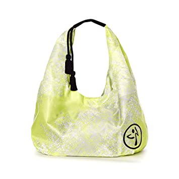 Zumba Fitness Two Tassel Or Not Bag Green One Size