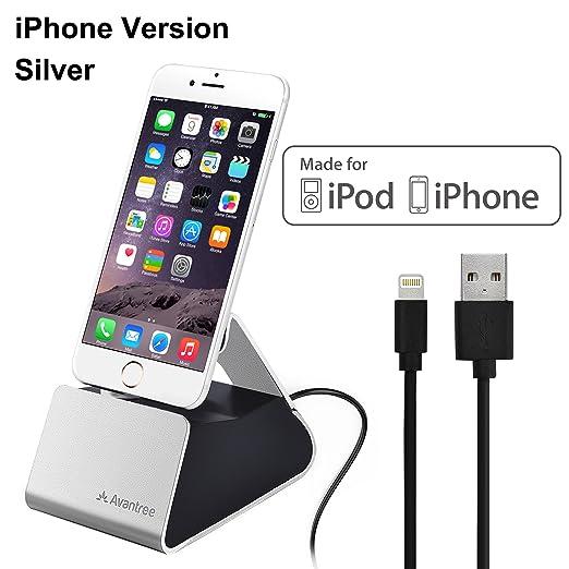 36 opinioni per Avantree Stazione di ricarica in Alluminio per iPhone con cavo di ricarica (con