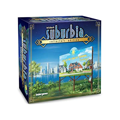 Suburbia Collector's Edition: Toys & Games