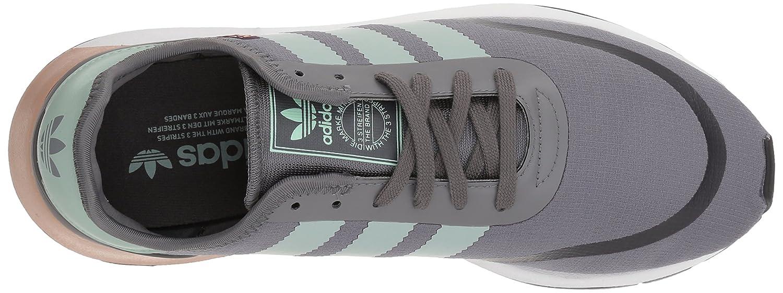 Adidas Women's Iniki Runner CLS W B071S7N87X 7.5 B(M) US Grey Four/Ash Green/White