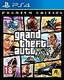 Grand Theft Auto V Premium Edition Playstation 4