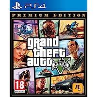 Grand Theft Auto V: Premium Edition (PS4)
