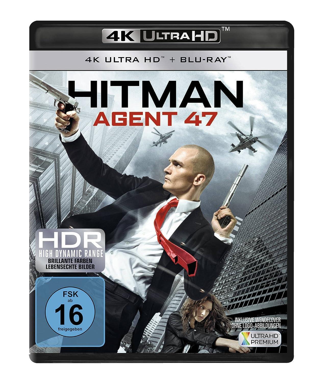 Amazon Com Hitman Agent 47 2 Blu Ray 4k Uhd Movies Tv
