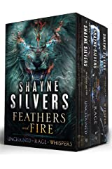 Feathers and Fire Series: Books 1 - 3 (Feathers and Fire Series Boxsets) Kindle Edition