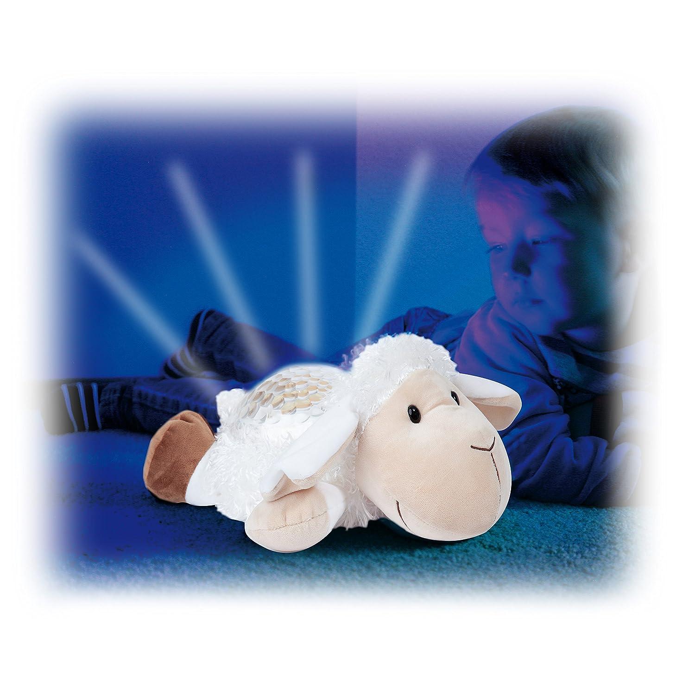 Bayer Design 69502AA Sleepo - Nachtlicht Sleepo, Einschlafhilfe, Kuscheltier, Schaf