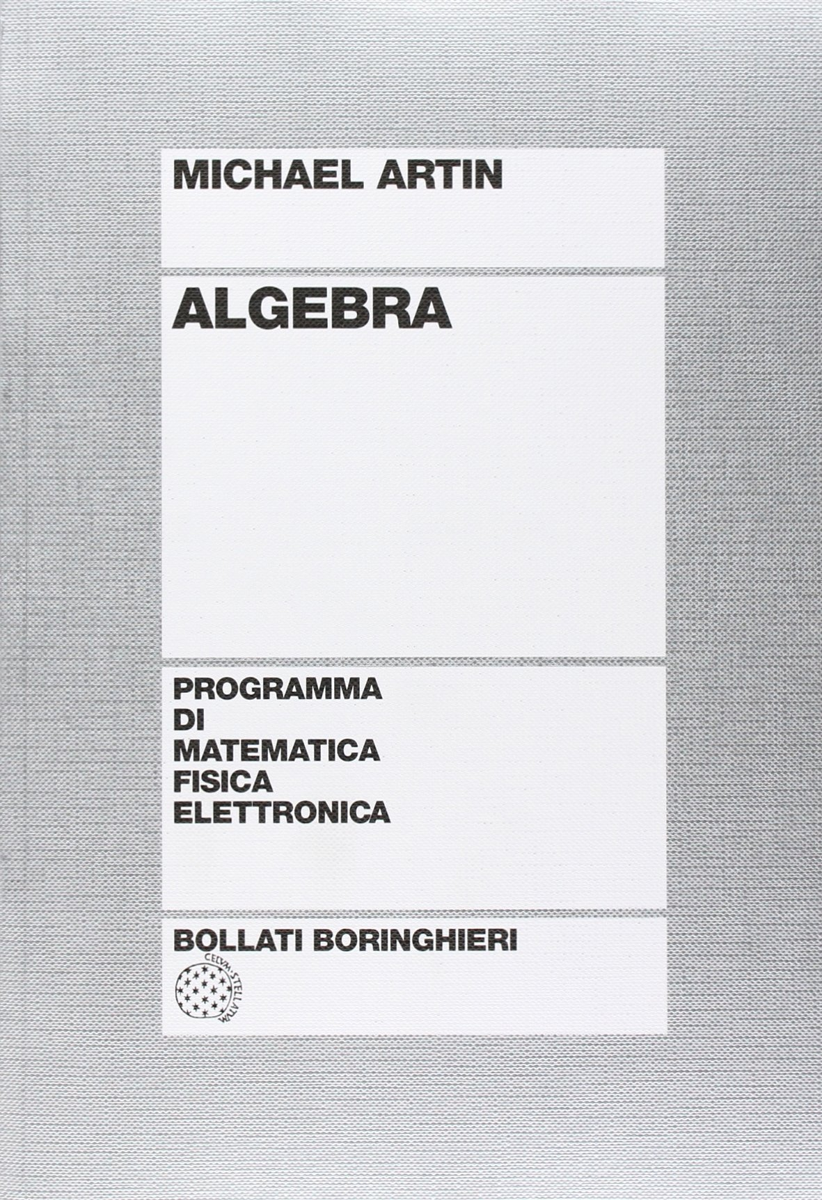 Algebra Artin