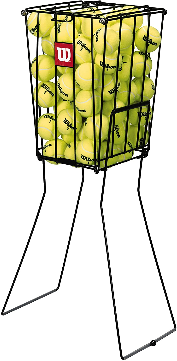 Wilson Tennis Ball Pick Up Hopper : Sports & Outdoors