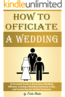 How To Officiate A Wedding An Essential Guide Becoming Officiant Creating