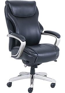 Amazoncom La Z Boy Baldwyn Series Mid Back Task Chair Black