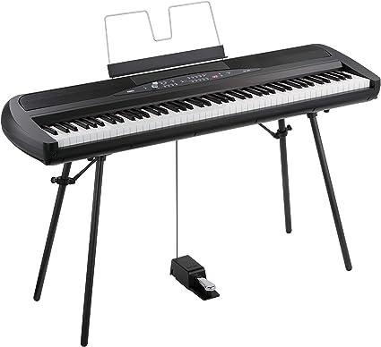 Korg SP280BK 88-Key Digital Piano