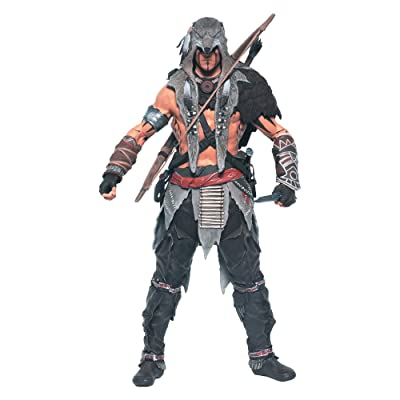 McFarlane Toys Assassin's Creed Ratonhnhake Ton Action Figure: Toys & Games