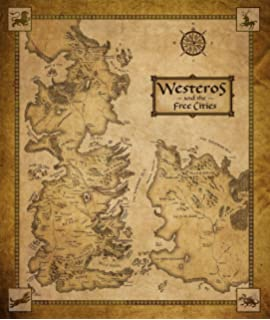 Lord Of The Rings Parchment Map Parchment Map Amazoncouk - Us parchment map