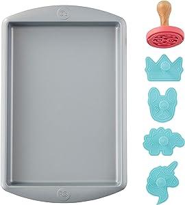 ROSANNA PANSINO by Wilton Nerdy Nummies Cookie Baking Set