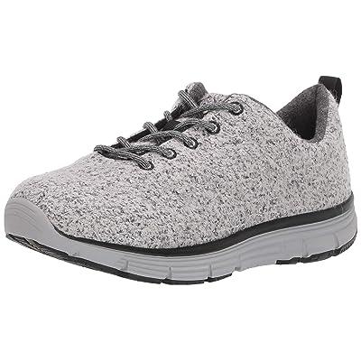 Apex Men's Natural Wool Knit Sneaker   Fashion Sneakers
