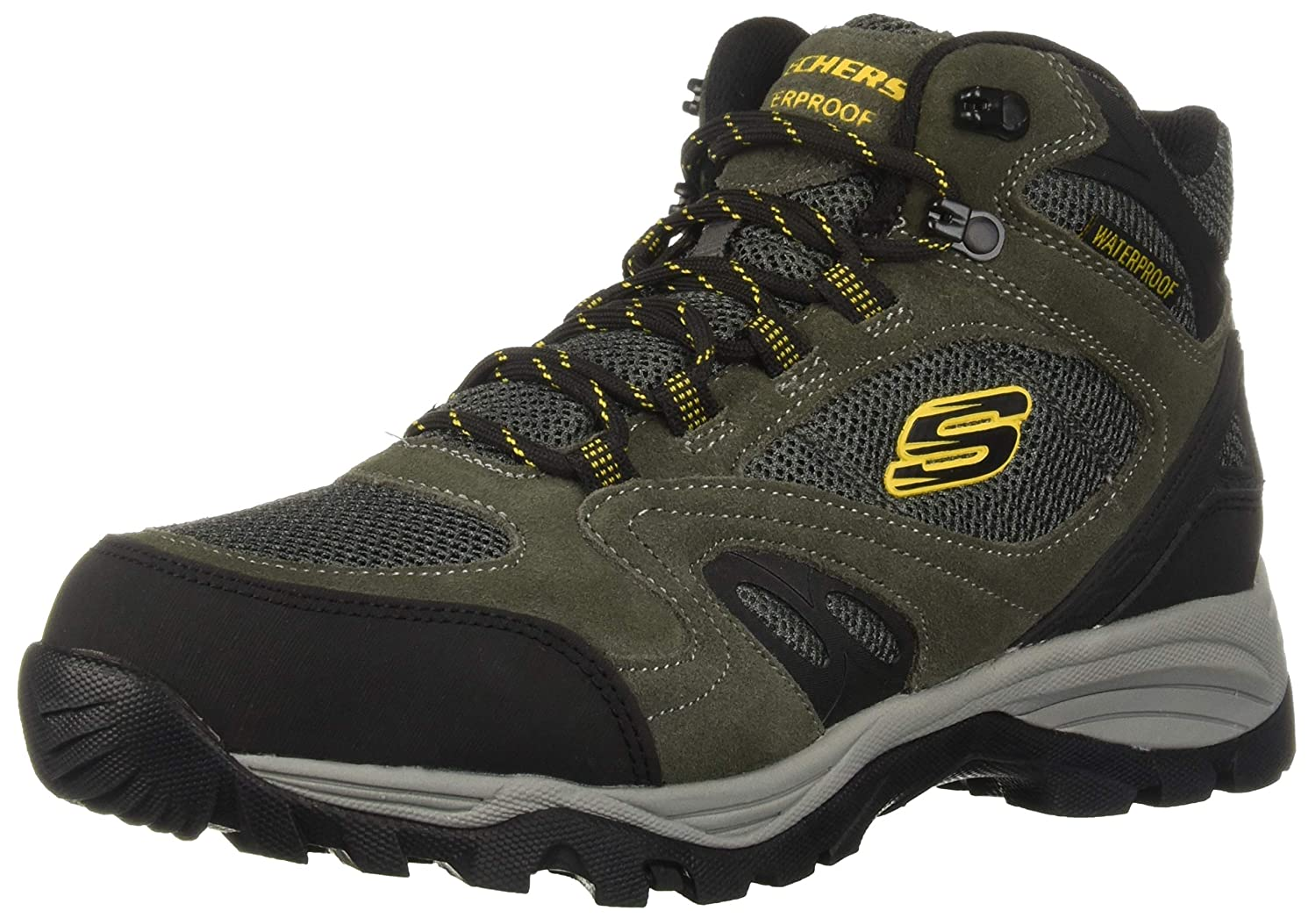 ebf4899b8b521 Amazon.com  Skechers Men s Rolton-Elero Hiking Boot  Shoes