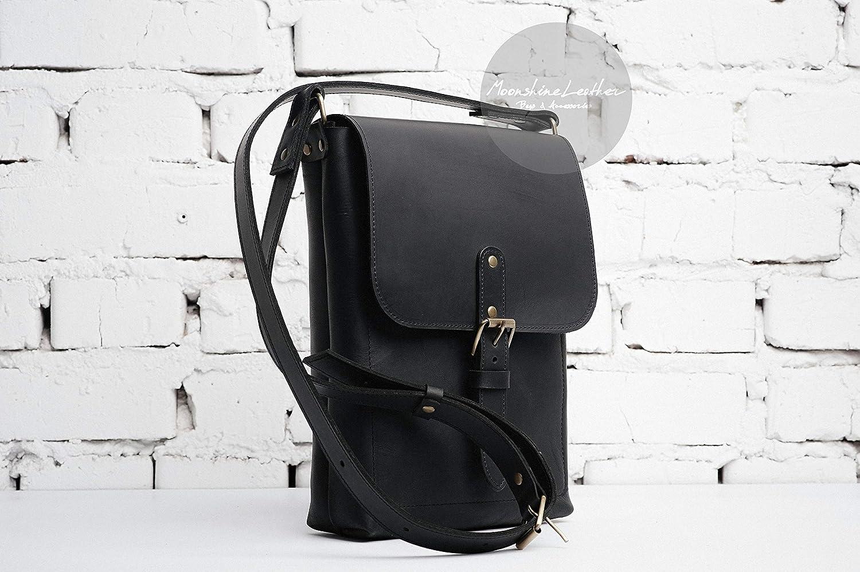 67764c9378a Mens Black Small Crossbody Bag