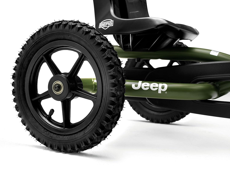 V/élo et V/éhicule pour Enfant Jeep Junior 24.21.34 Berg Toys