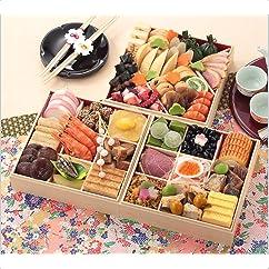 【おせちの新商品】京菜味のむら おせち「華御所」三段重 40品