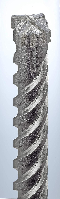 160 mm L/änge, 4-schneidig, SDS plus Aufnahme kwb Cross-Tip Hammerbohrer /Ø 12,0 mm 261012