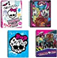 Monster High 1 Subject Wide Ruled Notebook - (Colors/Styles Vary)