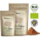 Kakao Pulver Bio (1kg) Kakaopulver Rohkost stark entölt (11% Fett) zuckerfrei