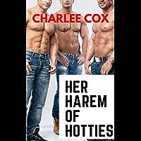 Her Harem of Hotties (A Reverse Harem FMMMM Novella) (English Edition)