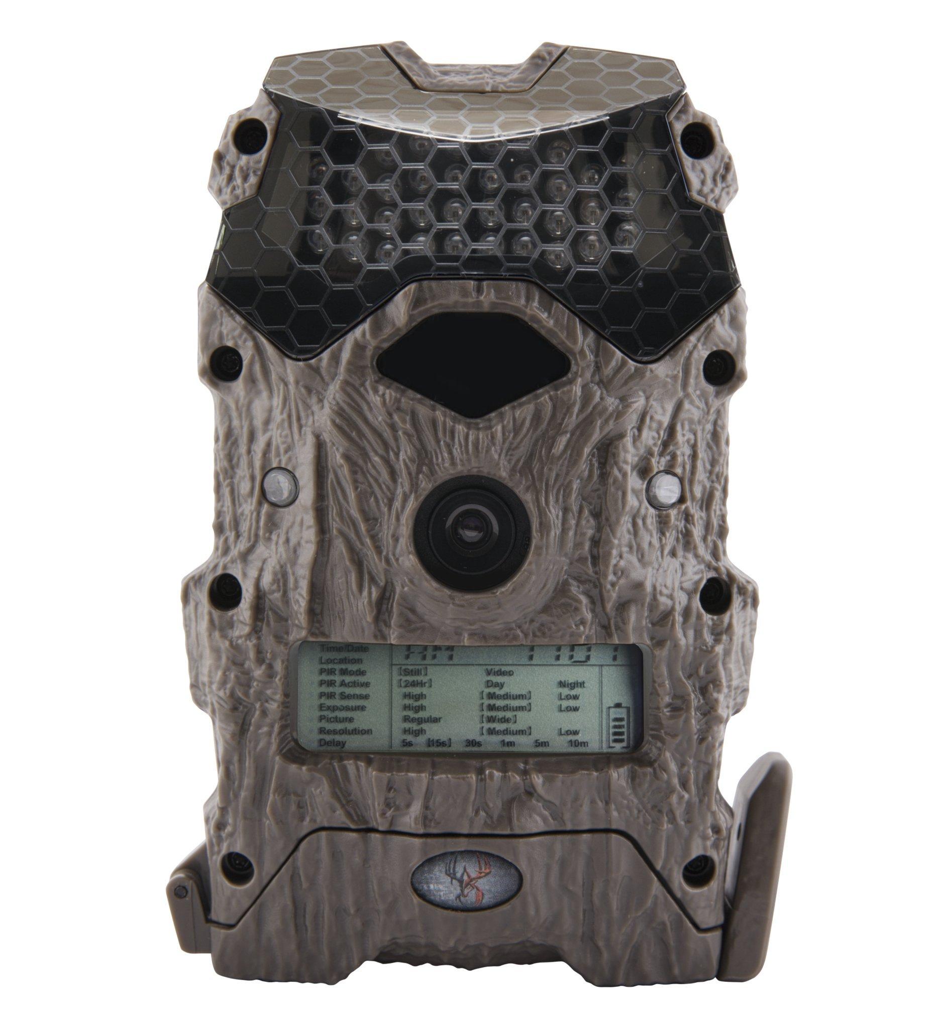 Wildgame Innovations M16i8-8 Mirage Series Cam, 16 MP, IR, Tru Bark