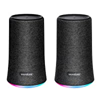 Deals on 2-Pack Anker Soundcore Flare Portable Bluetooth Speaker