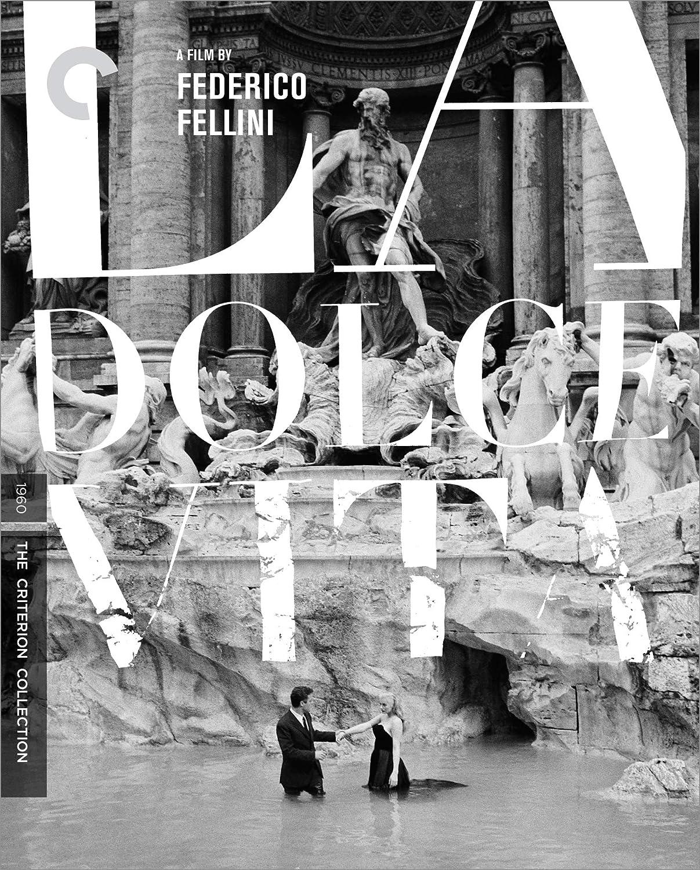 Amazon.com: La dolce vita [Blu-ray]: Marcello Mastroianni, Anita Ekberg,  Anouk Aimée, Federico Fellini: Movies & TV