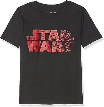 Star Wars Rebel Text Camiseta para Niños