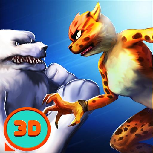 Insane Wildlife Battle Madness - Beast Fighting Rivals