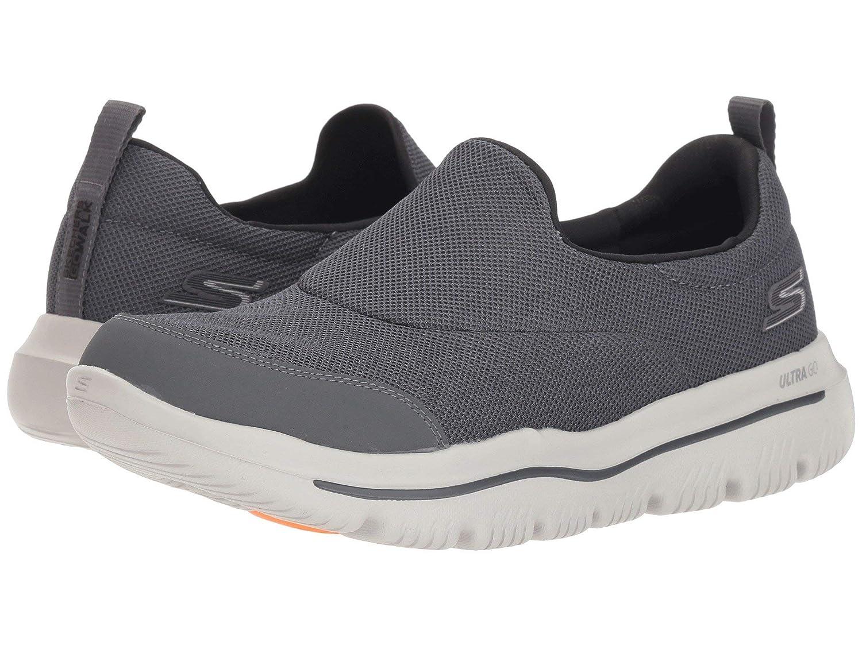 当店在庫してます! [スケッチャーズ] メンズスニーカーランニングシューズ靴 Go D Walk Evolution Go Ultra 32.0 54730 [並行輸入品] B07H8FWFT4 チャコール/ブラック 32.0 cm D 32.0 cm D|チャコール/ブラック, だいずデイズ:60416ae6 --- a0267596.xsph.ru