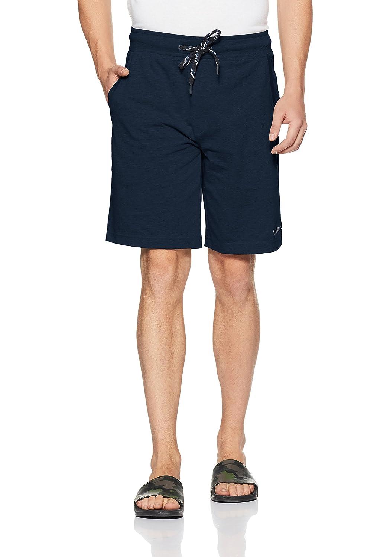 Van Heusen Athleisure Men's Regular Fit Shorts