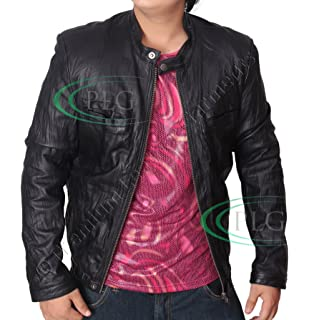 465c70364 DashX 17 Again Jacket Zac Efron Leather Jacket at Amazon Men's ...