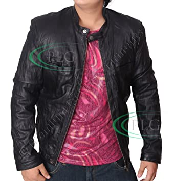 fa74742ee Zac Efron Summer Leather Jacket - 17 Again OBLOW Leather Jacket at ...