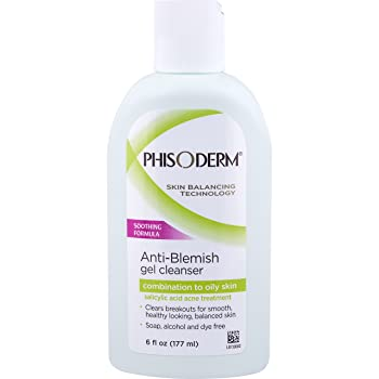 Phisoderm Anti-Blemish Gel Cleanser