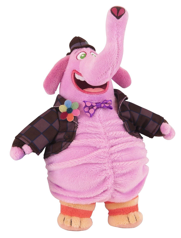 TOMY Muñeco Suave de Felpa Bing Bong, de la película del Revés, de Disney (20 cm): Amazon.es: Juguetes y juegos