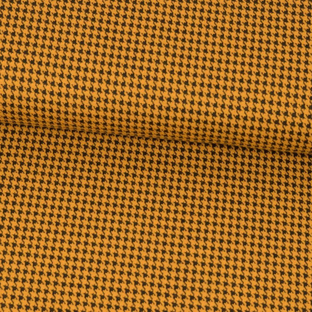 Tela elástica de color amarillo mostaza, 0,5 metros: Amazon.es: Hogar