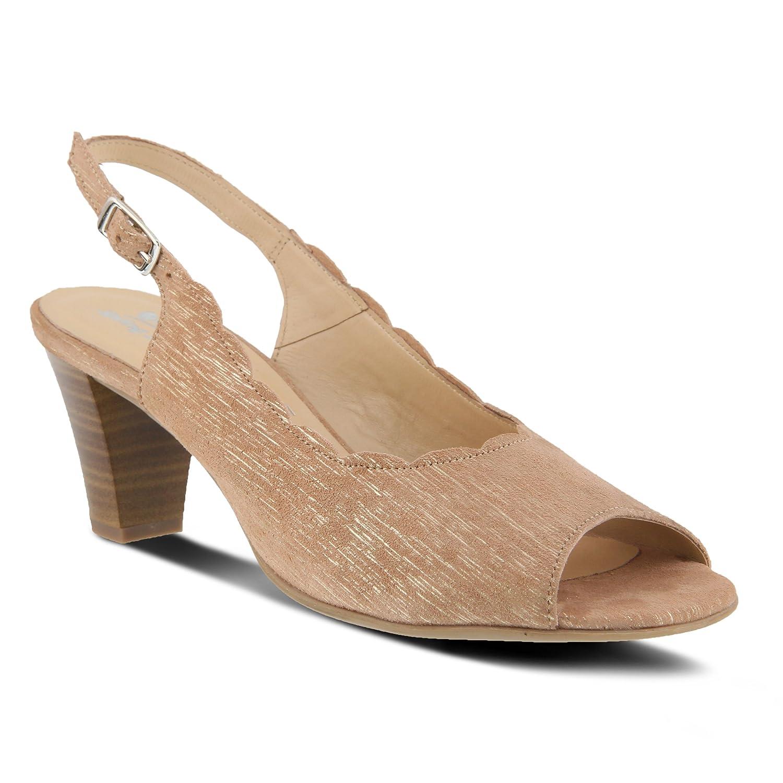 Spring Step Women's Style Janelle Leather Sandal B078XHVLDT 39 M EU Pink