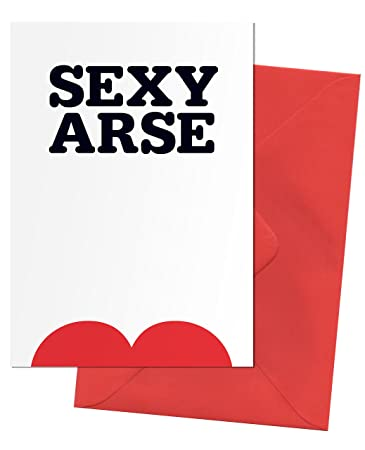 Amazon feel the love sexy arse blank greeting card blank greeting card m4hsunfo
