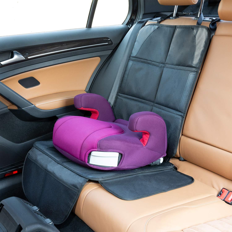LIONSTRONG 2-SET compatibile ISOFIX coprisedile auto per seggiolino bimbo