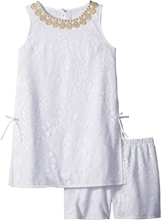 e47549150 Amazon.com  Lilly Pulitzer Kids Womens Mini Donna Set (Toddler ...