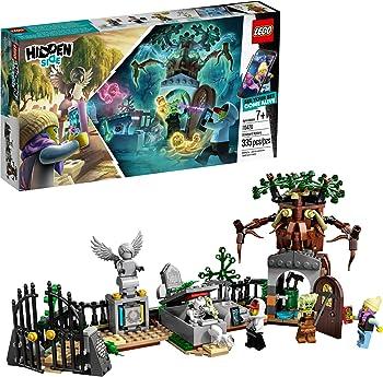 LEGO 335 Piece Hidden Side Graveyard Mystery 70420 Building Kit